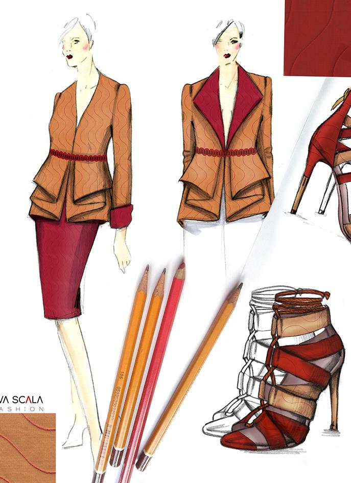 Sketch fashion 2
