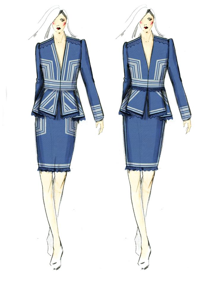 Sketch fashion 5