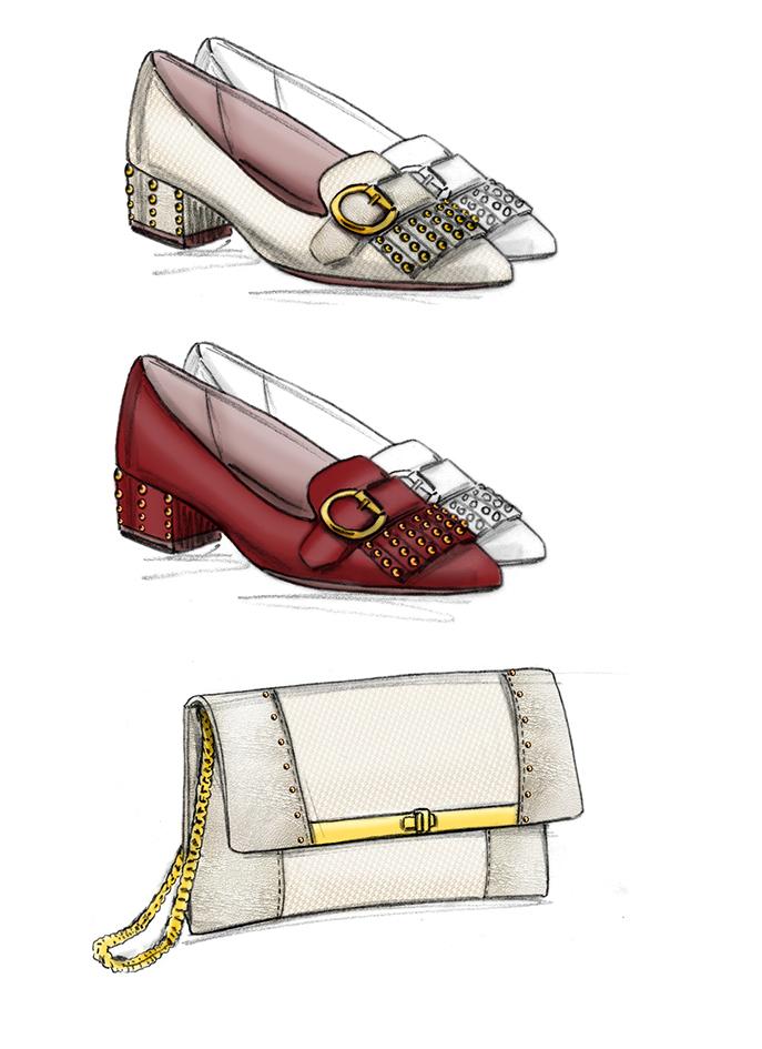 Sketch shoe 2